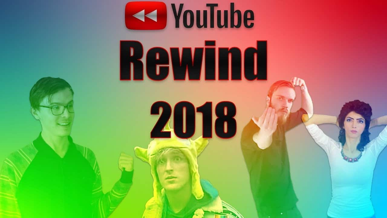 Youtube rewind 2018 2.