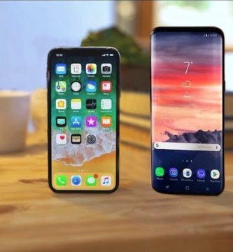 iphone x vs samsung s9 plus