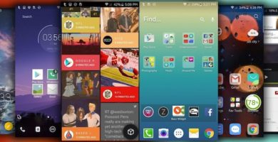 Mejores Launchers para Android 2019